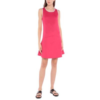 ツインセット シモーナ バルビエリ TWINSET ビーチドレス フューシャ XS ポリエステル 96% / ポリウレタン 4% ビーチドレス