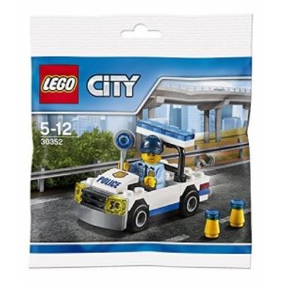 Lego City Police Car 30352 Polybag(中古品)