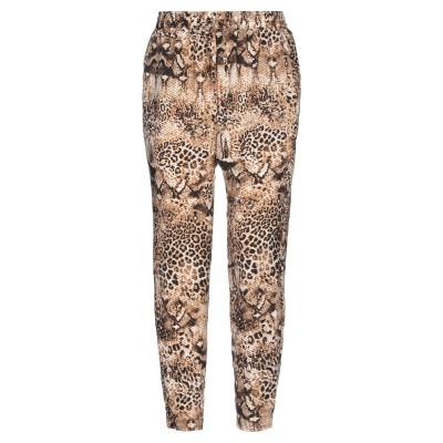 SWEET GIRL パンツ キャメル M/L レーヨン 100% パンツ