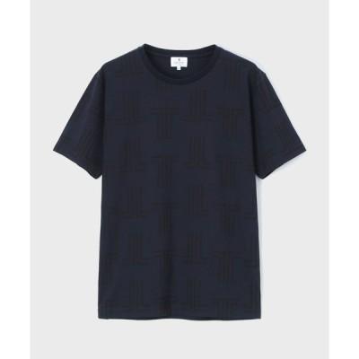 tシャツ Tシャツ ダブルJL モノグラムプリントTee