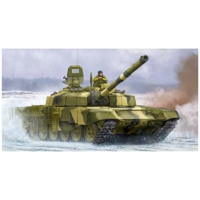 トランペッター 1/35 ロシア連邦軍 T-72B2主力戦車 ロガートカ プラモデル 09507