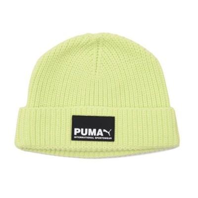 PUMA ウェア プーマ ウェア U プログレッシブ ストリート ビーニー 022851 02シャープ グリーン