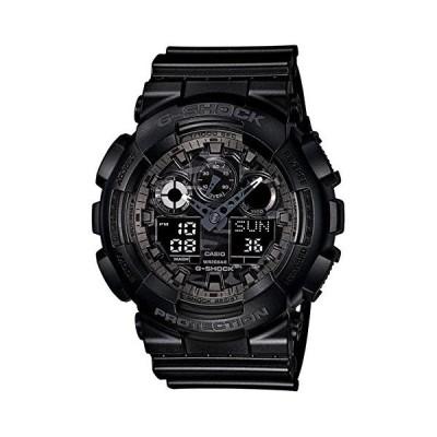 [カシオ]CASIO 腕時計 G-SHOCK Camouflage Dial Series GA-100CF-1A メンズ [逆輸入品]