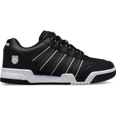 ケースイス クラシック K Swiss Classics メンズ スニーカー シューズ・靴 G Stand 86 Trainers Black/White