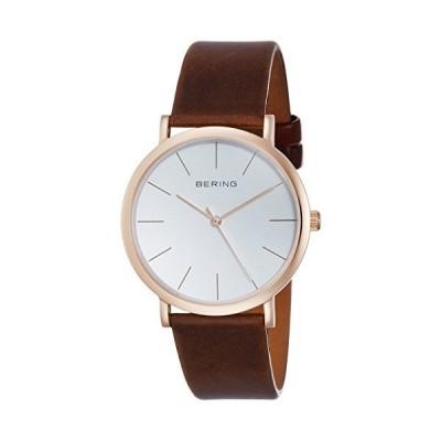 [ベーリング] 腕時計 クラシック ペアモデル 13436-564 正規輸入品 ブラウン
