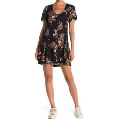 アミューズソサエティ レディース ワンピース トップス Ali Mini Dress BLK-BLACK