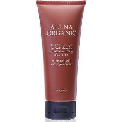 洗顔 オーガニック 【 毛穴 開き 用 洗顔フォーム 】 オルナ オーガニック 洗顔料 「 敏感肌 に嬉しい 無添加 」「 泡 立てて しっとり 流し