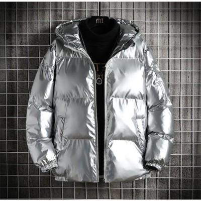 安いです最低価格 韓国ファッション コットンジャケット 冬 厚手 裏起毛 パッド入りジャケット スリム 2020新しいスタイル 光沢 ダウン 短いスタイル ウォーム