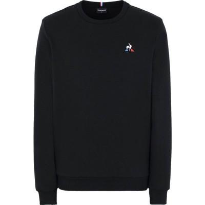 ルコックスポルティフ LE COQ SPORTIF メンズ スウェット・トレーナー トップス ess crew sweat n2 m leisurewear Black