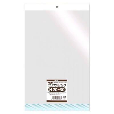 クリスタルパック H 20−30 1束(100枚)【イージャパンモール】