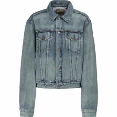 ラルフ ローレン Polo Ralph Lauren レディース ジャケット デニムジャケット アウター denim jacket Medium Indigo