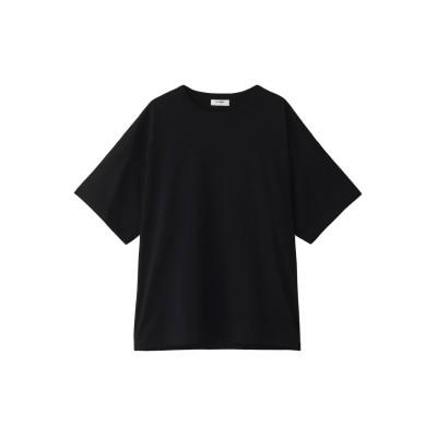 THE RERACS ザ・リラクス 【UNISEX】オーバーサイズTシャツ レディース ブラック 0(FR)