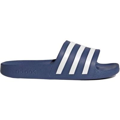 adidas 水泳 アディレッタ アクア サンダル FY8103 ブルー 26.5cm
