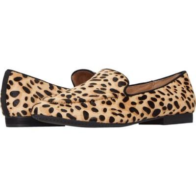 ミートゥー Me Too レディース ローファー・オックスフォード シューズ・靴 Aterra Natural Multi Leopard