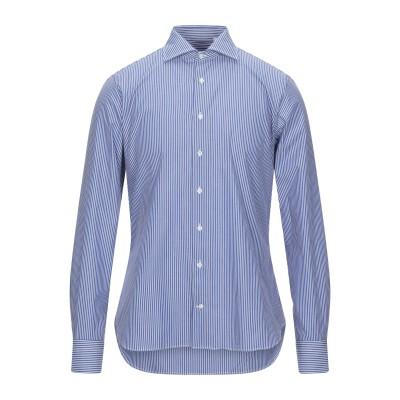 STELL BAYREM シャツ ブルー 38 コットン 100% シャツ