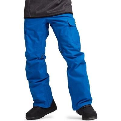 バートン Burton メンズ スキー・スノーボード カーゴ ボトムス・パンツ cargo relaxed snowboard pants Lapis Blue