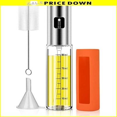 【2021レベルアップ】オイルミスト調理100mlオリーブオイルミストオイル/醤油/調味料/アルコール香水噴霧器に適