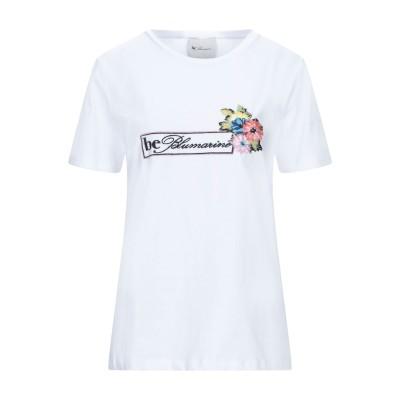 BE BLUMARINE T シャツ ホワイト 38 コットン 100% T シャツ