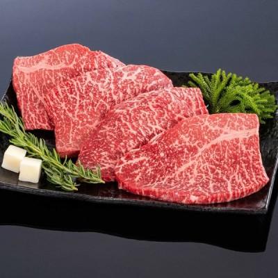 【送料無料】【熊野牛】ステーキ上モモ 800g (4枚) | お肉 高級 ギフト プレゼント 贈答 自宅用 まとめ買い