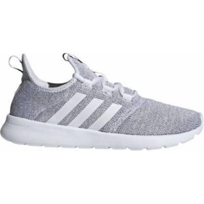 アディダス レディース スニーカー シューズ adidas Women's Cloudfoam Pure 2.0 Running Shoes White/Black