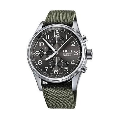 Oris Big Crown ProPilot Chronograph Men's Watch 77476994063FS-GREEN