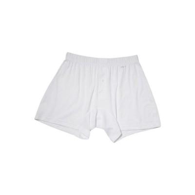 ツーイグジスト 2(X)IST メンズ ボクサーパンツ インナー・下着 Pima Knit Boxer White New Logo