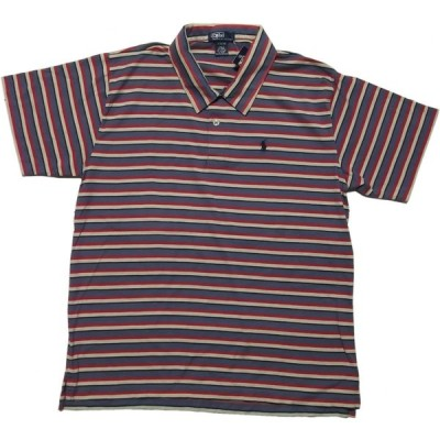 ポロ ラルフローレン ボーイズサイズ 半袖 ボーダー スムースシャツ 天竺 パープル Polo Ralph Lauren boys 380