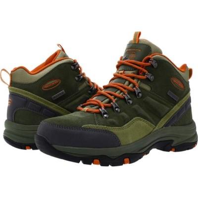 スケッチャーズ SKECHERS レディース ハイキング・登山 シューズ・靴 Trego - Rocky Mountain Olive