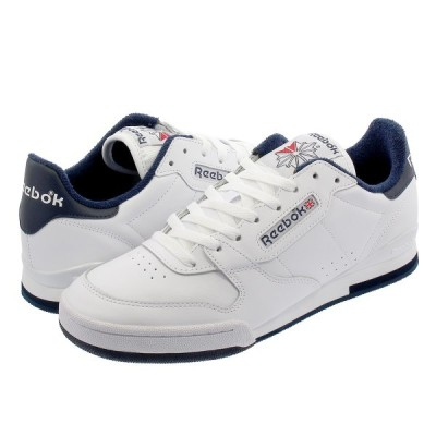 Reebok PHASE 1 ARCHIVE リーボック フェーズ 1 アーカイブ WHITE/COLLEGE NAVY/EXCELLENT RED dv3928
