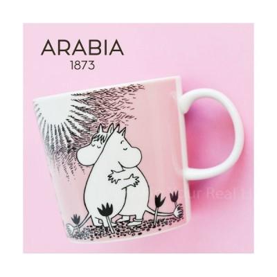 イッタラ アラビア ムーミンマグ ピンク(LOVE) iittala ARABIA MOOMIN [1005331] プレゼント ギフト