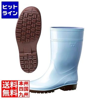 ミドリ安全ハイグリップ長靴HG2000N 27cm ブルー 008663044