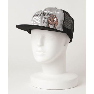 THE BAREFOOT / :【 JABURO / ジャブロー 】USA MESH CAP メッシュキャップ MEN 帽子 > キャップ