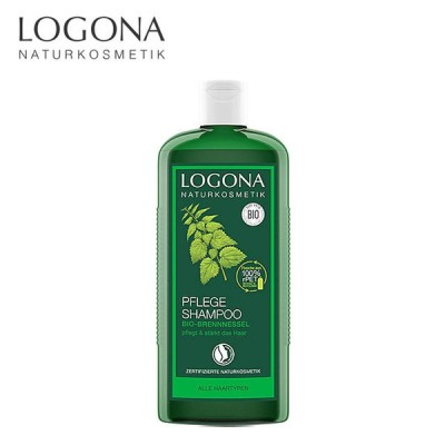 LOGONA〈ロゴナ〉エッセンシャルシャンプー〈ネトル〉 250ml