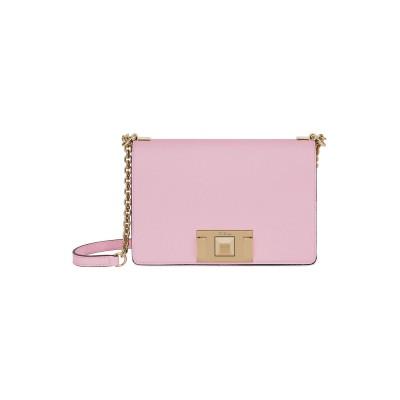 フルラ FURLA メッセンジャーバッグ ピンク 革 100% メッセンジャーバッグ