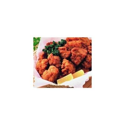 ニチレイ)鶏もも唐揚げ 1kg(30?33個入)