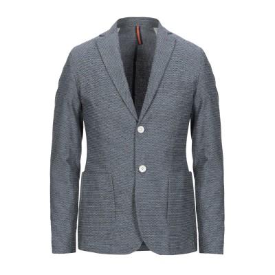 SSEINSE テーラードジャケット ブルーグレー 46 コットン 58% / ポリエステル 40% / ポリウレタン 2% テーラードジャケット