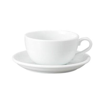 洋食器 カップ&ソーサー / バリスタ15オンス ラテボウルC/S 寸法: C:14.7 x 11.8 x 6.7cm 420cc S:17.4 x 2.4cm