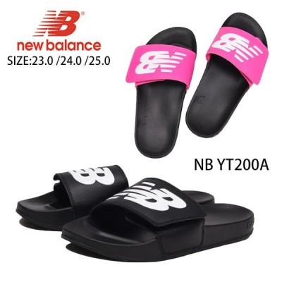 ニューバランス メンズ レディース シャワーサンダル YT200A New Balance 靴 プール ビーチ 海水浴 ジム アウトドア デイリー