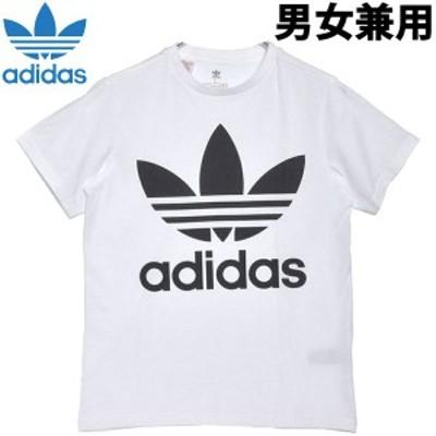 アディダス トレフォイル 海外KIDSモデル 男性用兼女性用 ADIDAS TREFOIL TEE メンズ レディース 半袖Tシャツ(01-20037896)