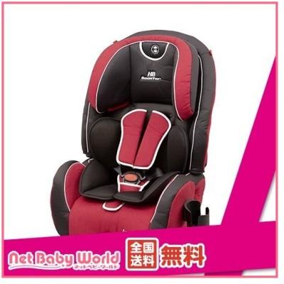 ハイバックブースターEC Fix レッドデニム ( 1台 )/ 日本育児