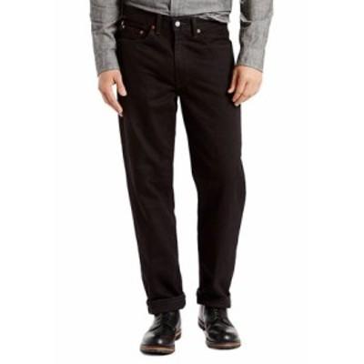 リーバイス メンズ デニムパンツ ボトムス Big & Tall 550 Relaxed Fit Jeans Black