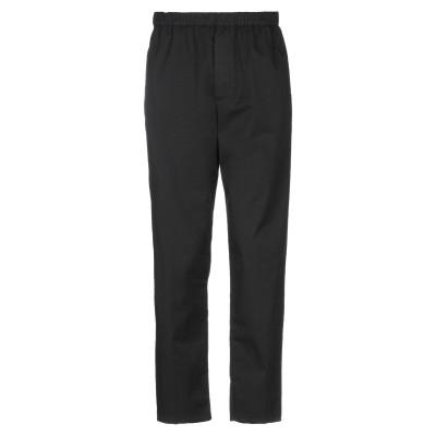 トゥルーニューヨーク TRUE NYC® パンツ ブラック L コットン 97% / ポリウレタン 3% パンツ