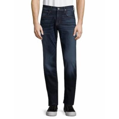 ハドソン メンズ パンツ デニム ジーンズ Classic Straight Jeans
