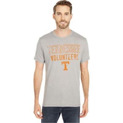 チャンピオン Champion College メンズ Tシャツ トップス Tennessee Volunteers Keeper Tee Smoke Grey