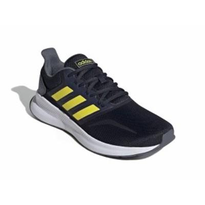 アディダス:【メンズ】ファルコンラン【adidas FALCONRUN スポーツ ランニングシューズ ランシュー 初心者~中級者】