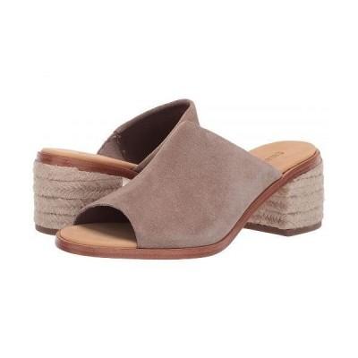 Soludos ソルドス レディース 女性用 シューズ 靴 ヒール Capri Mule - Ash