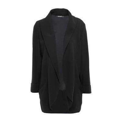 DKNY テーラードジャケット ブラック L ポリエステル 100% テーラードジャケット