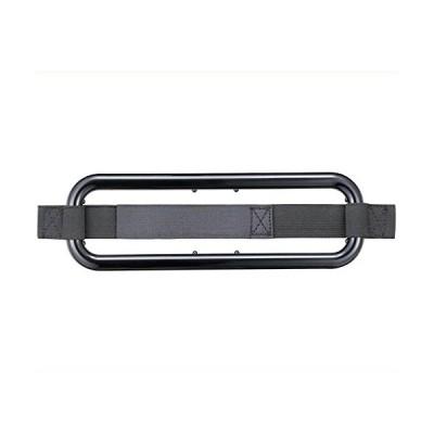 ナポレックス 車用 ティッシュカバー/ホルダー (サンバイザー/ヘッドレスト兼用) 純正感覚 ブラック 面ファスナーとゴムバンドで簡単取付