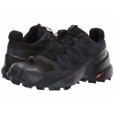 Salomon サロモン レディース 女性用 シューズ 靴 スニーカー 運動靴 Speedcross 5 GTX Black/Black/Phantom【送料無料】