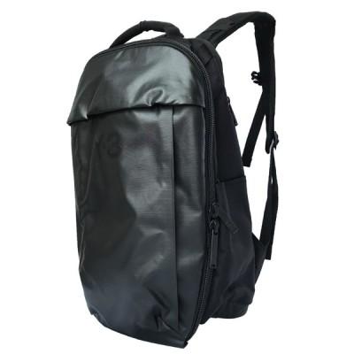 正規新品 Y-3 ワイスリー ヨウジヤマモト YOHJI YAMAMOTO Adidas アディダス Y-3 CL BACKPACK クラシック バックパック Black BAG   ブラック ロゴ リュック